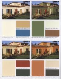 Exterior of a spanish style luxury home with stucco walls for Spanish colonial exterior paint colors
