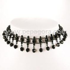 Stunning and eye stealing Beaded Chokers offered by us are specially designed as per the traditional and modern fashion.Check it out at http://www.pepagora.com