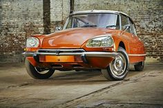 1975 Citroen DS 23 Pallas Efi