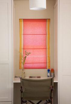 The kikoy curtains are pretty ingenious.