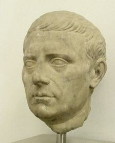 First-century portrait from Ostia Ancient Rome, Ancient History, Before The Fall, Roman Emperor, Ancient Civilizations, Archaeology, Statues, Sculptures, Photo And Video