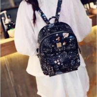 Harajuku gaxaly universe backpack from Harajuku fashion Kawaii Bags, Harajuku Fashion, Fashion Backpack, Universe, Backpacks, Color, Black, Black People, Colour