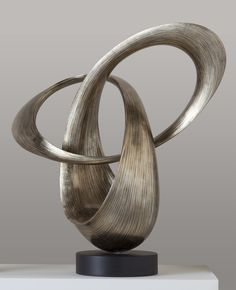 Lacquer Swirl Sculpture, Sculpture, Home Furnishings, Home - The Museum Shop of The Art Institute of Chicago