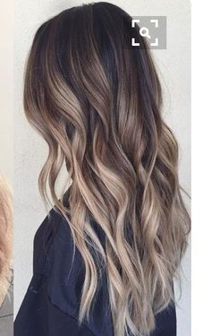 b590de2ba6f041ab983c122942c91856.jpg (342544) (Beauty Hairstyles Blonde) #Blondehighlightsondarkhair