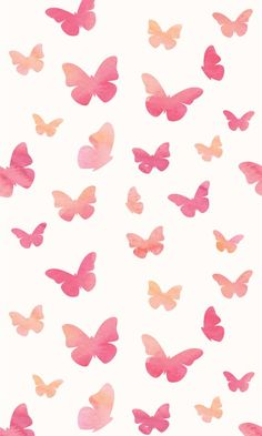 Items similar to Flutterby Photo Backdrop on Etsy Butterfly Wallpaper, Pink Wallpaper, Pattern Wallpaper, Wallpaper Backgrounds, Photo Wall Collage, Picture Wall, Aesthetic Iphone Wallpaper, Aesthetic Wallpapers, Homescreen Wallpaper