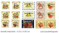 Crate Labels