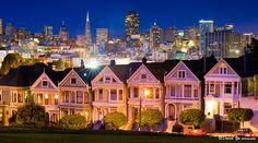 Painted Ladies, San Fransisco
