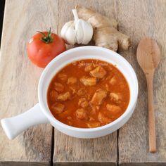 Indian Butter Chicken / Murgh Makhani made an easier and healthier way
