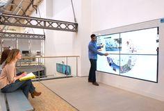 réinventer.Paris - Pavillon de l'Arsenal - Mybluewall - médiation de l'exposition 3