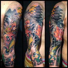 Sacrum Cor Tattoo  #japanesetattoo #orientaltattoo #tattoo