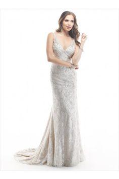 Maggie Sottero Bridal Gown Hazel / 4MS839 - Maggie Sottero - Popular Wedding Designers