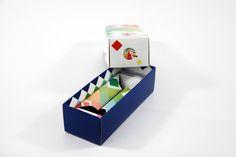 Transportverpackung für Dosen von Pinguin Druck
