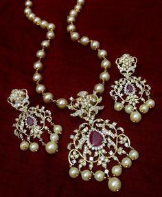 Ear Jewelry, Wedding Jewelry, Beaded Jewelry, Stylish Jewelry, Fashion Jewelry, Sea Pearls, Gold Jewellery Design, Lockets, Jewelry Patterns