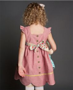 @Boo Hartsell - Can we find a pretty linen to do this dress?
