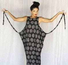 Jasika Nicole // Kielo wrap dress pattern