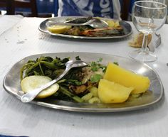 Lisabona - ottima cucina