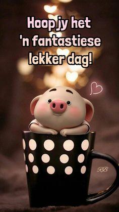 Lekker Dag, Goeie More, Afrikaans Quotes, Good Morning Quotes, Amanda, Mugs, Words, Happy, Inspiration