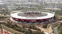 #westham #stadium #2016 #coyi