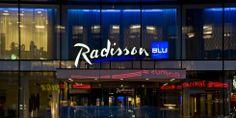 Radission Blu Royal Viking Hotel, Stockholm.