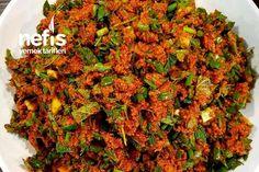 Turkish Recipes, Salsa, Beef, Herbs, Cake, Food, Recipe, Bulgur, Meat