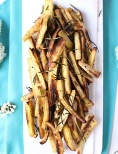 Grilles Rosemary Parsnip Fries | Community Post: 15 Delicious And Creative Ways…