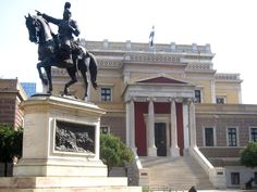 Kolokotronis statue Athens - Category:Equestrian statue of Theodoros Kolokotronis (Athens) - Wikimedia Commons