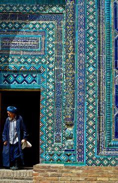 Samarkand, Uzbekistan. PIcture by Oliver Varney (4pm.deviantart.com).