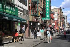 The Manhattan Chinatown is now one of nine Chinatown neighborhoods in New York City, and 1...