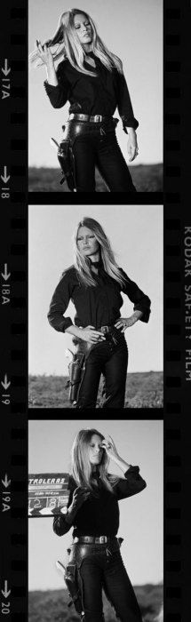 Brigitte Bardot by Frenchie King Almeria Spain