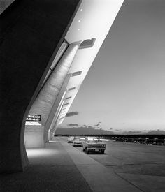 Dulles International Airport, 1964.