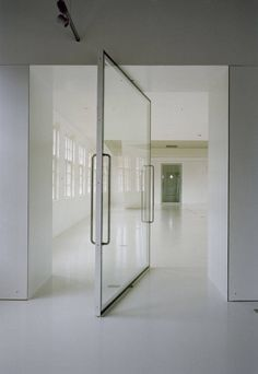 Love this door. Atelier Kempe Thill Museum And Exposition Centre / Atelier Kempe Thill – ArchDaily
