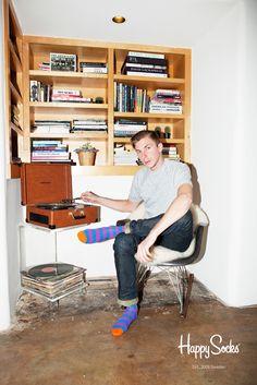Skarpetki Happy Socks. Do kupienia na www.le-premier.pl