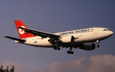 Turkish Airlines flight approaching Istanbul, Turkey