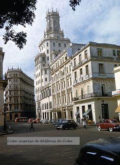 Cuba in photos prior to 1959
