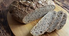 Scandinavian Bread: Fake Rye Bread