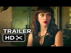Chef Official Trailer #1 (2014) - Scarlett Johansson, Robert Downey Jr. Movie HD - YouTube  Jon Fauvreu -