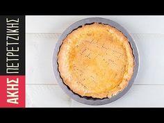 Συνταγή για βάση για γλυκές τάρτες. Φτιάξτε την πιο νόστιμη και τραγανή βάση για γλυκές τάρτες! Γεμίστε τη με πραλίνα σοκολάτας ή κρέμα και θα ενθουσιαστείτε!