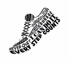 Every step counts!