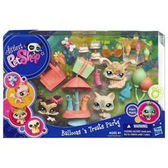 Littlest Pet Shop Themed Playpack Balloons 'N Treats Party Hasbro 1471 1472 1473  - This Item is for sale at LB General Store http://stores.ebay.com/LB-General-Store