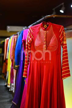 Perfect Full Length Designer Kurtas and Anarkali Suits exclusively @ moh | Multi - Designer Pret in #Ahmedabad