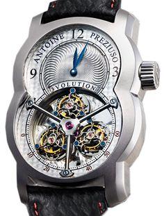 Antoine Preziuso часы 3volution II Kevlar