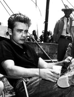 james dean my distant cousin <3
