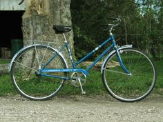 Just bought the same model bike in this exact color! Next task: a basket!