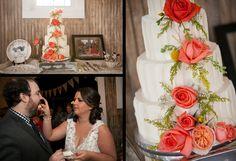 Front Porch Farms, Ashland City,TN #weddingcake #countrywedding #southernwedding #wedlockimages #disneywedding