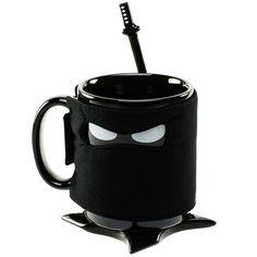 Ninja Mug   getDigital