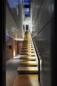 Contemporary House Stairs
