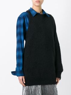 Nº21 asymmetric jumper
