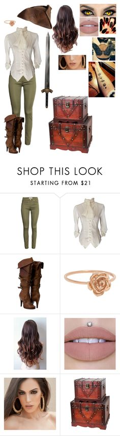 """Treasure planet OC"" by cheergirl1798 ❤ liked on Polyvore featuring H&M"