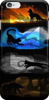 Warrior Cats: Four Elements, Four Clans Snap Case for iPhone 6 & iPhone 6s