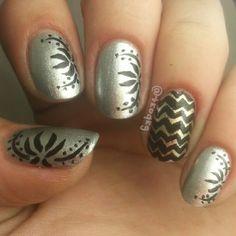 Instagram photo by teoqeg #nail #nails #nailart